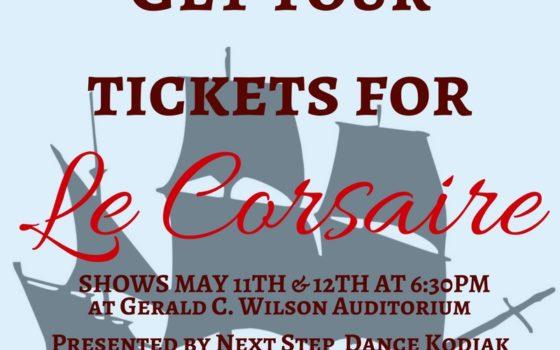 Recital Tickets on sale online!