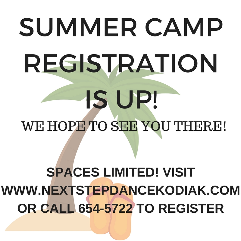 Summer Dance Camps are Open for Registration!