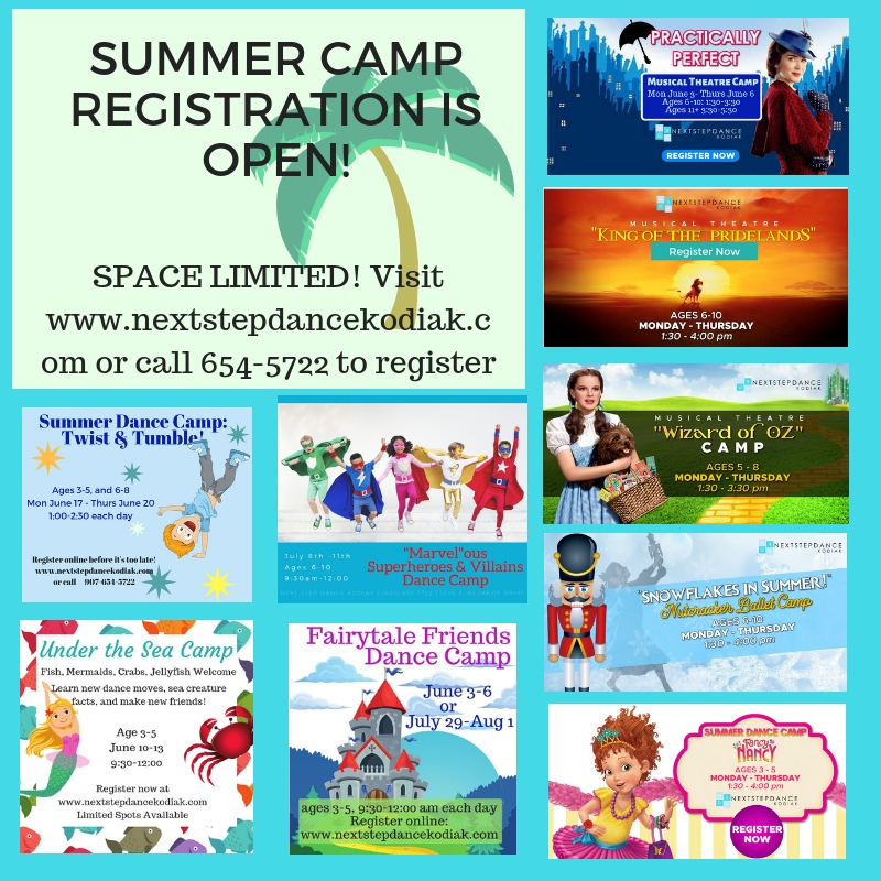 Summer Camps are here!